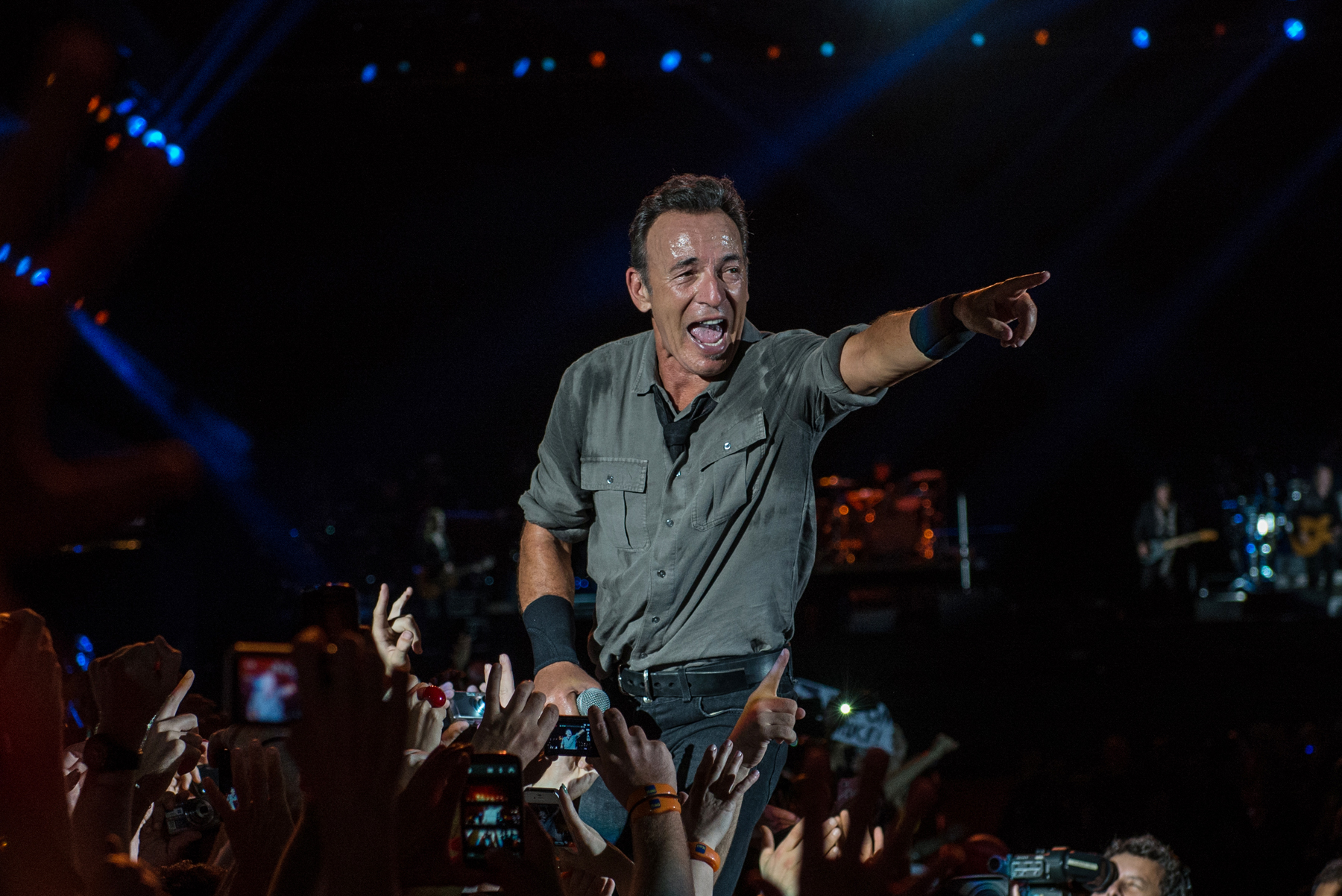 Bruce Springsteen Producer Breaks Down 'High Hopes': Exclusive
