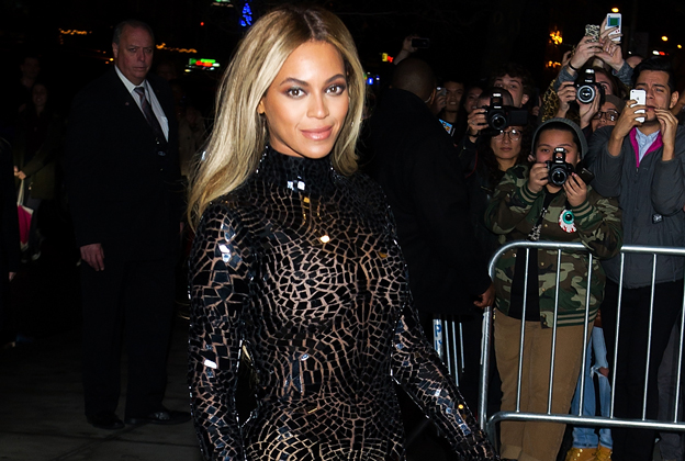 Beyonce Gets Personal At New Album Screening