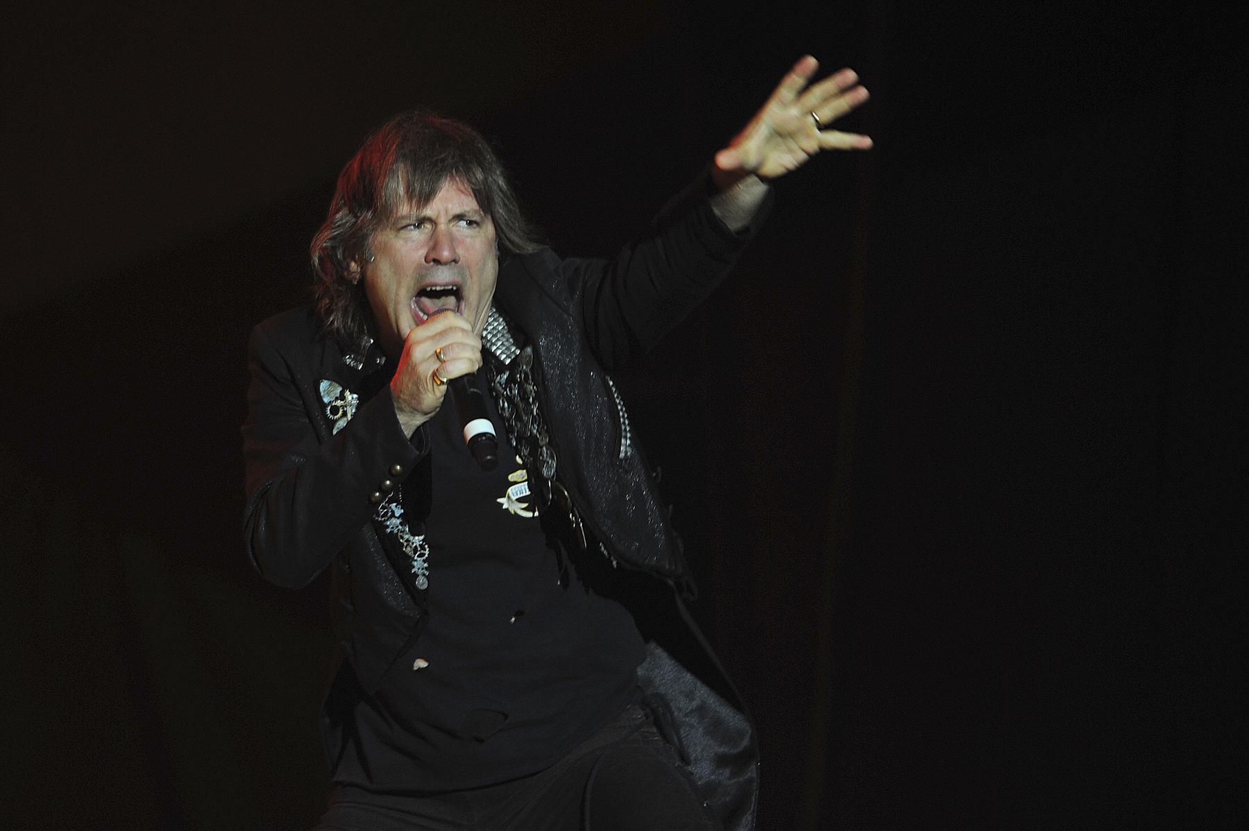 Iron Maiden Using BitTorrent Analytics to Plot Tours