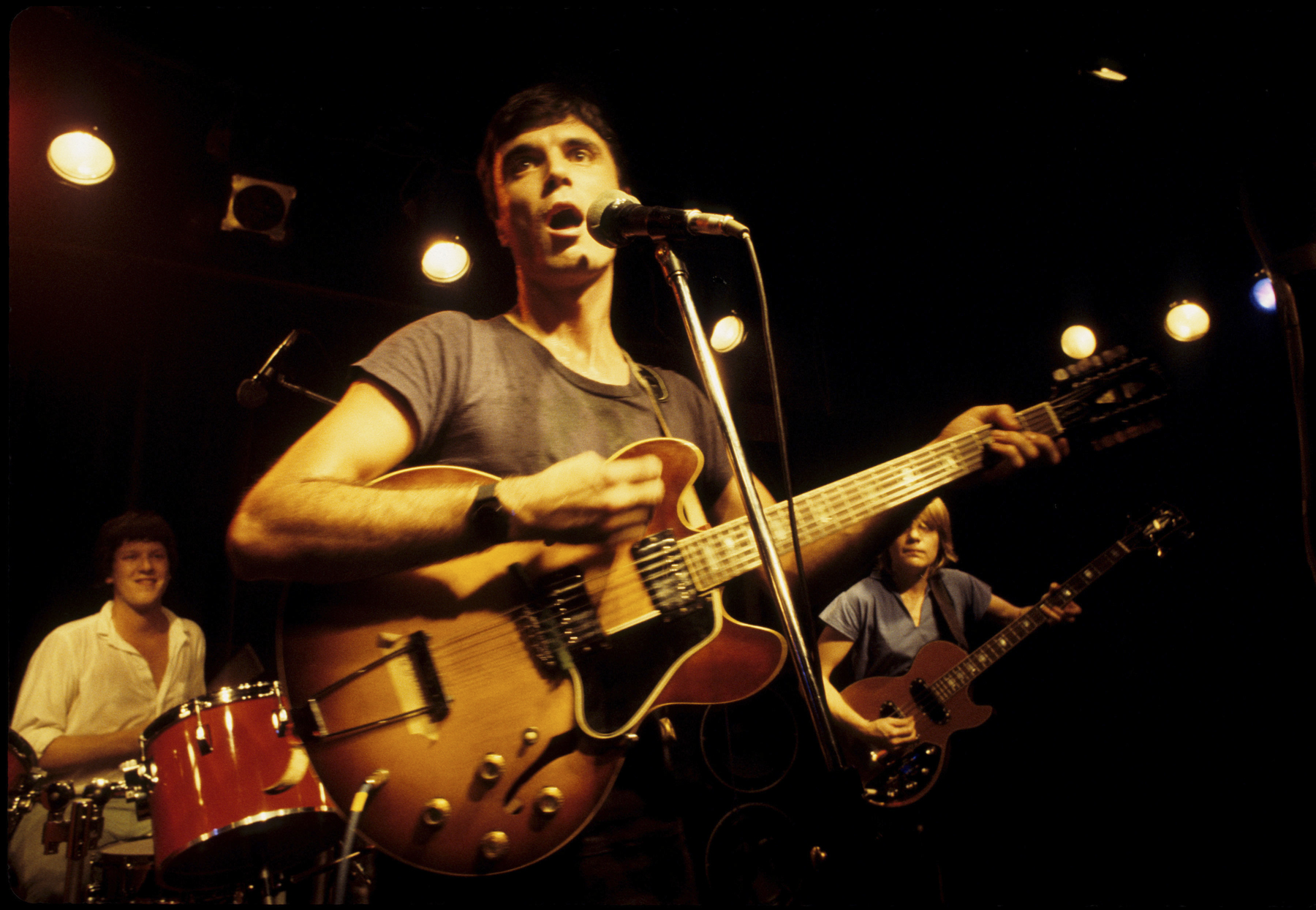Talking Heads Instrumental Resurfaces After Nearly 40 Years