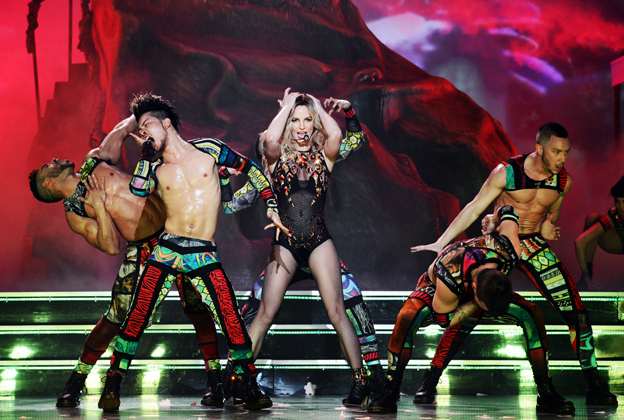 Britney Spears in Las Vegas: 5 Best and 5 Saddest Moments