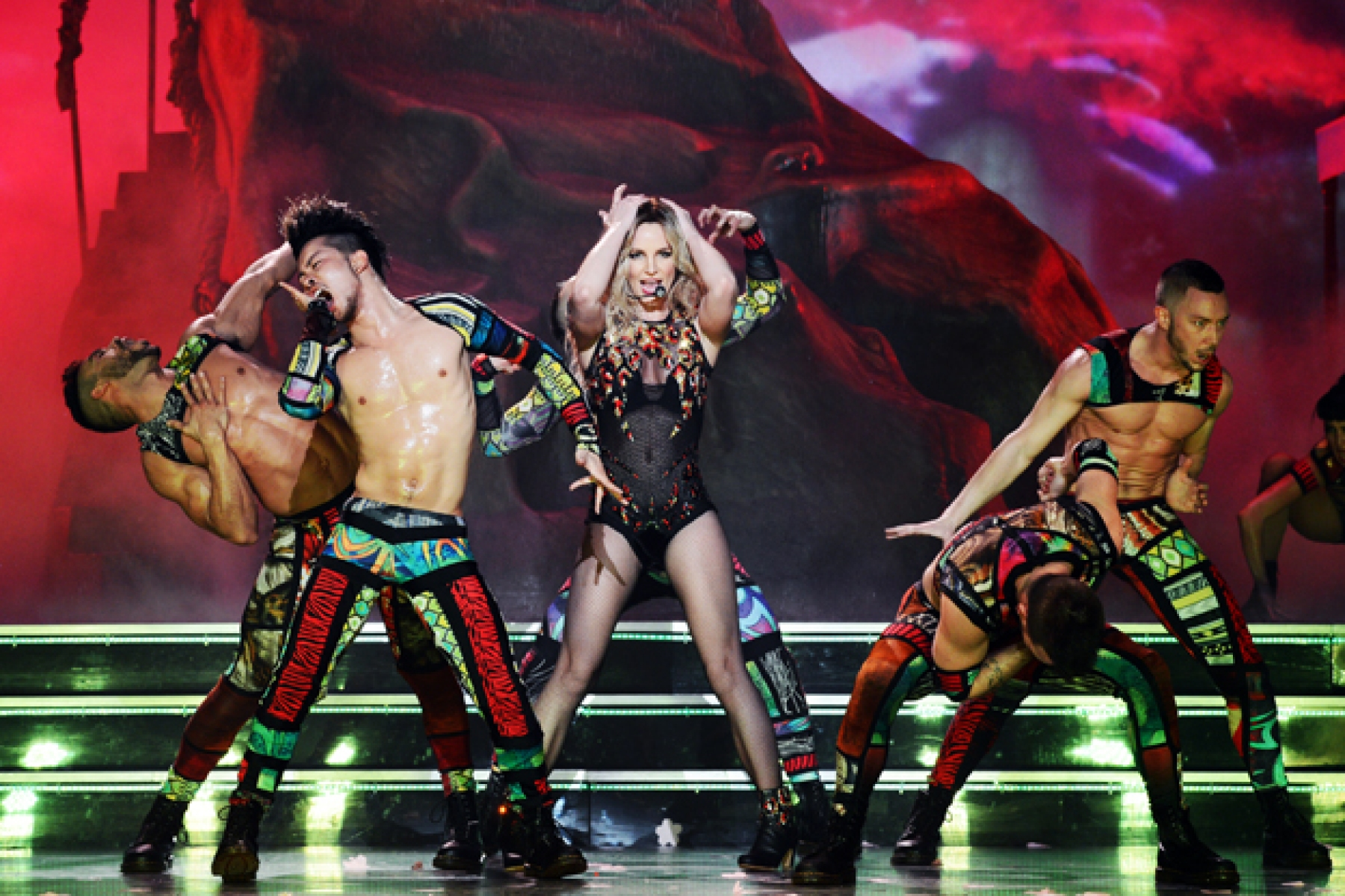 Britney Spears In Las Vegas 5 Best And 5 Saddest Moments Rolling Stone