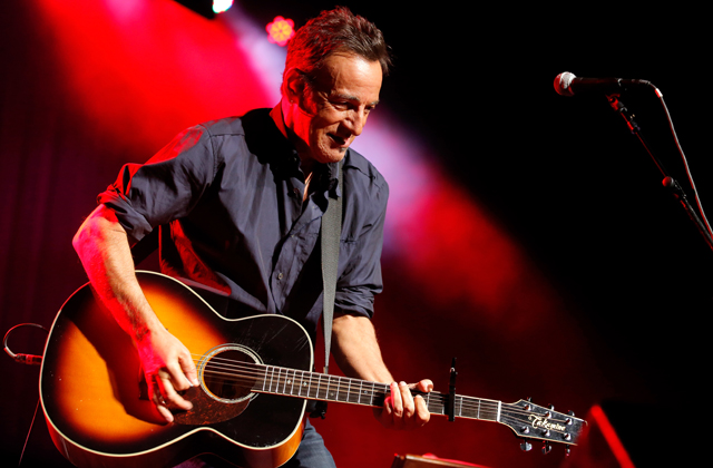Bruce Springsteen's New Album Accidentally Released and Removed