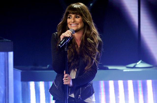 Lea Michele Leaves It All on the 'Battlefield'