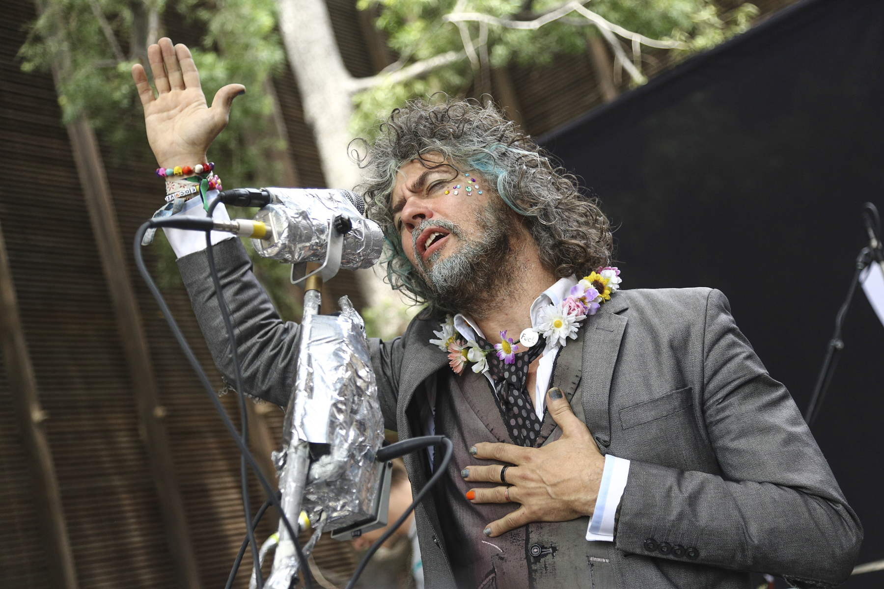 Flaming Lips Share Psychedelic 'Lucy in the Sky With Diamonds' Cover