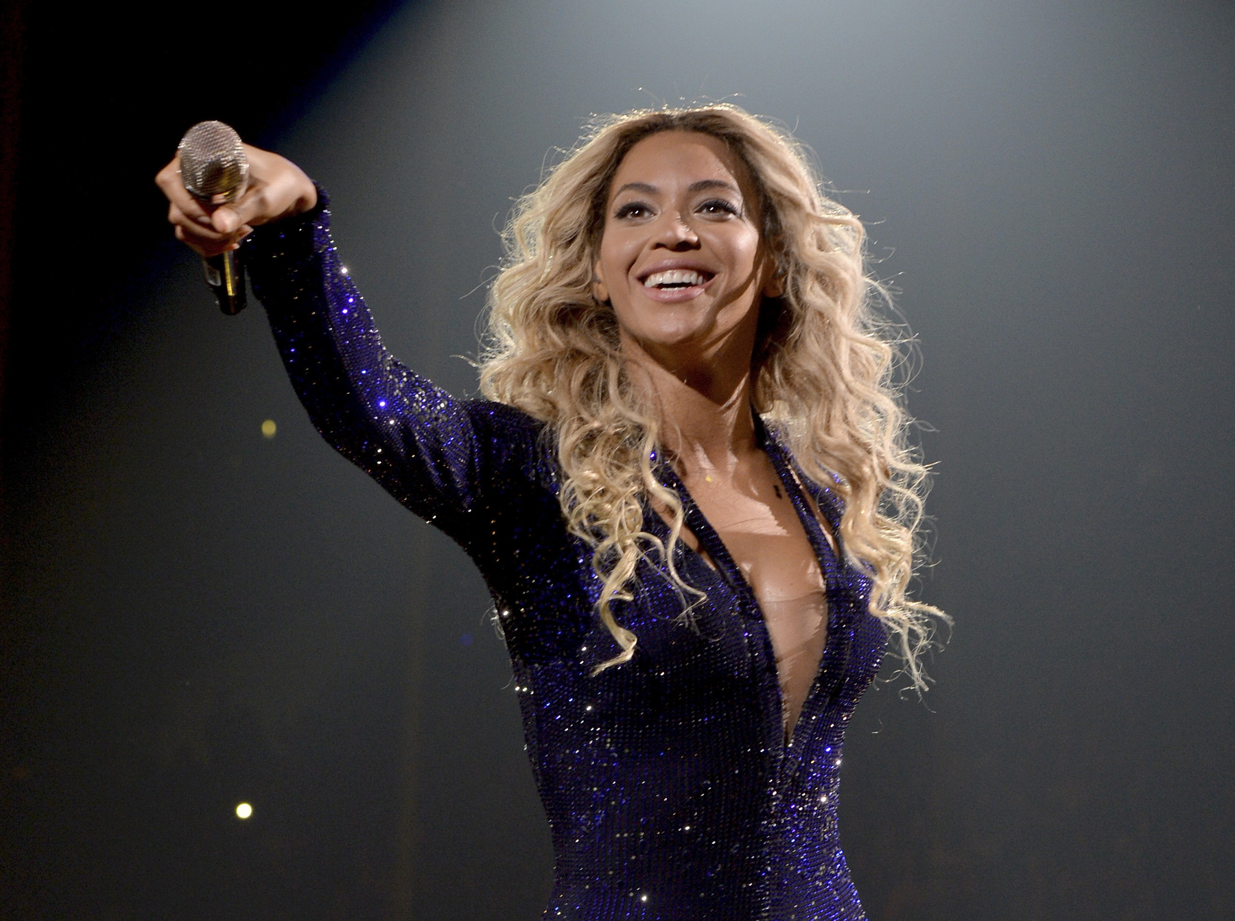 Beyonce Responds to NASA Astronauts Angry Over Challenger Sample