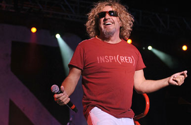 242031aef66 Sammy Hagar   I Would Love to Make Another Record With Van Halen ...