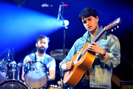 Vampire Weekend 'Step' to Danny Brown, Heems and Despot for