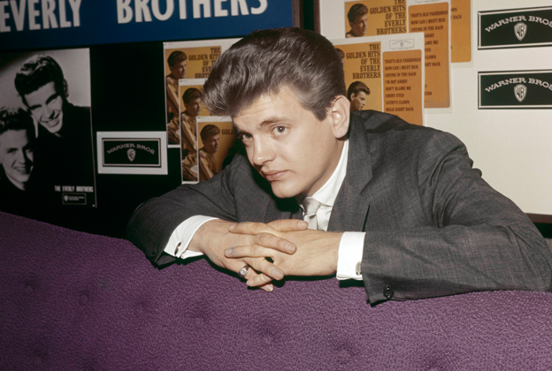 Phil Everly, Everly Brothers Vocal Legend, Dead at 74
