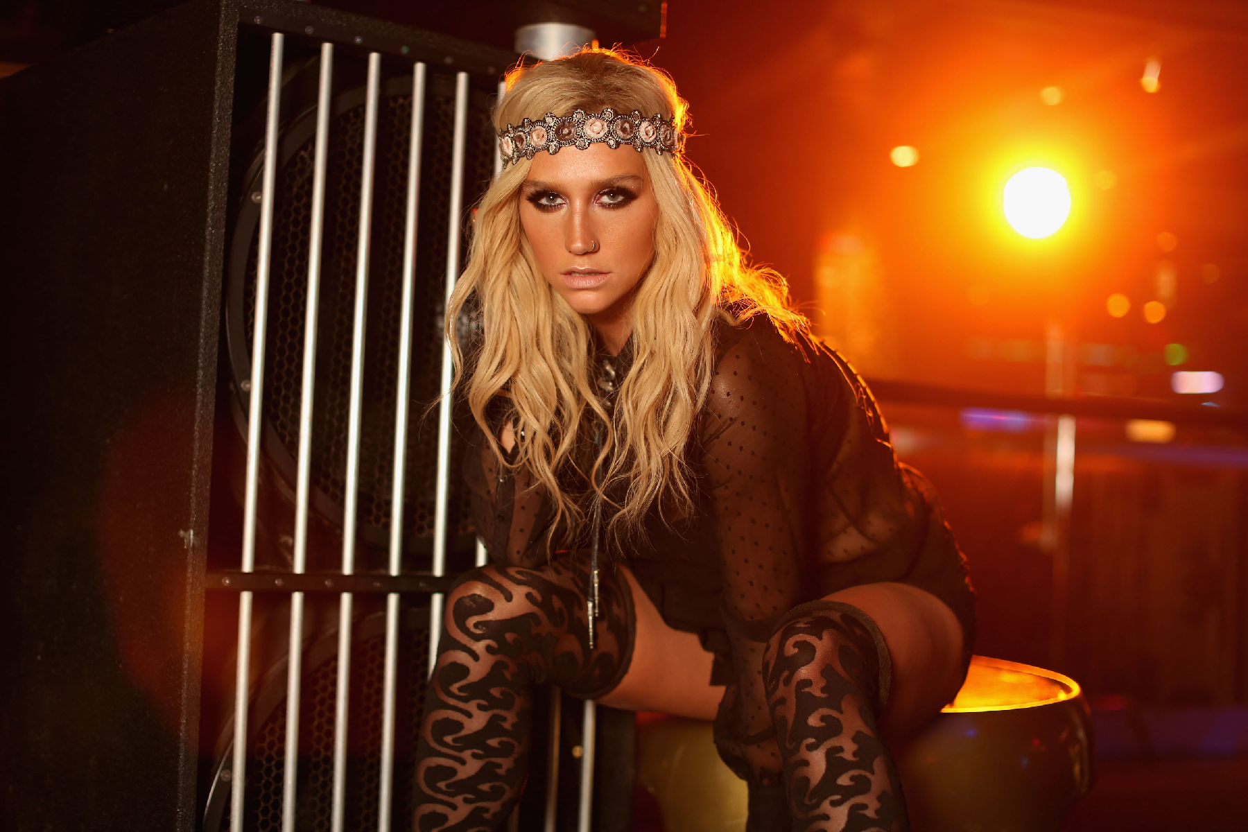 Ke$ha Enters Rehab for Eating Disorder