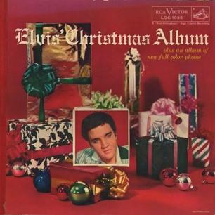 Elvis Presley Elvis Christmas Album.40 Essential Christmas Albums Rolling Stone
