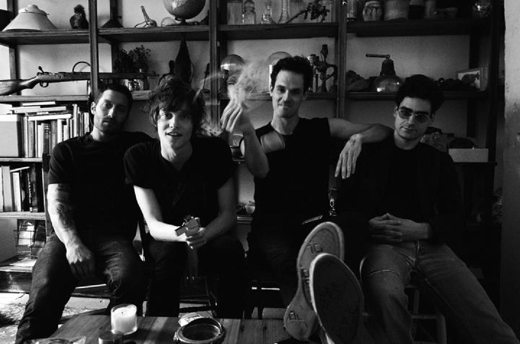 Stream Drowners' Post-Punk Debut