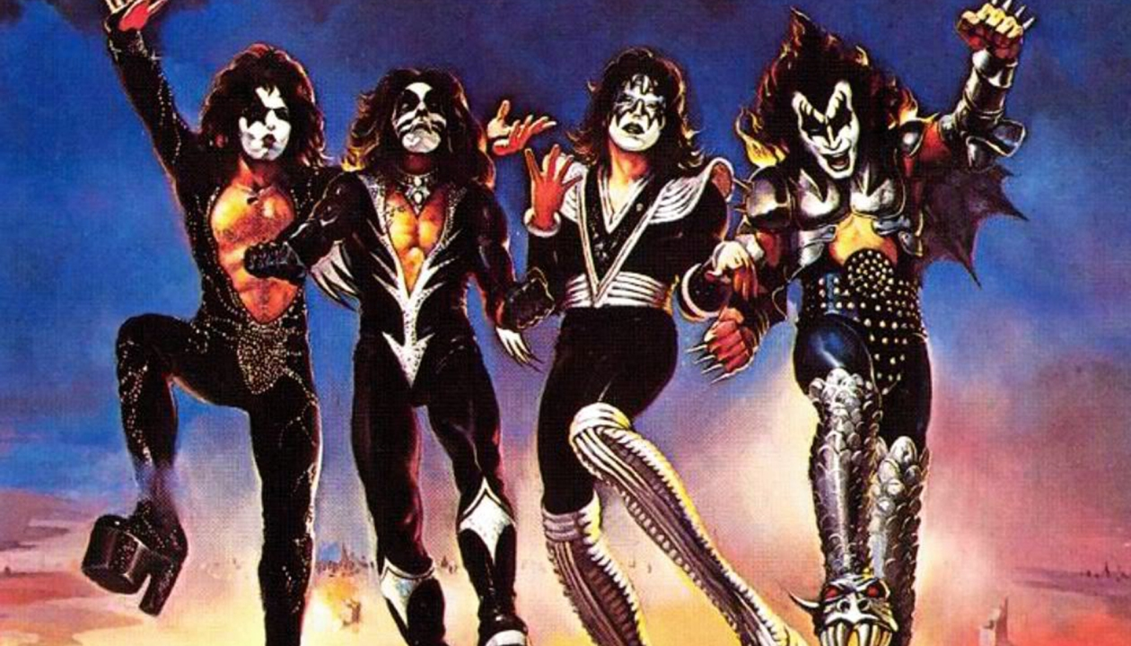 Kiss' Top 10 Albums Ranked – Rolling Stone