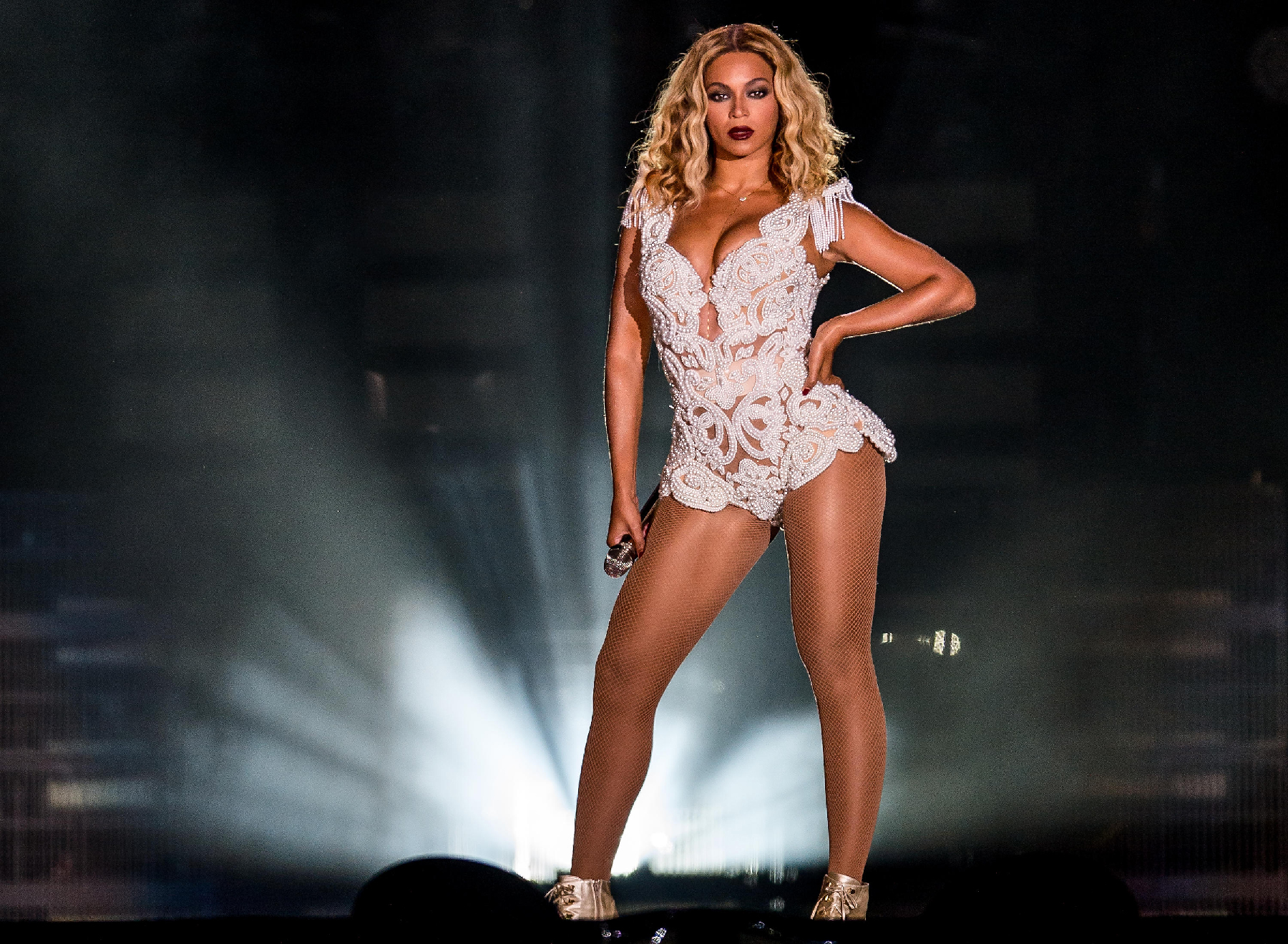 Beyonce: Gender Equality Is a Myth