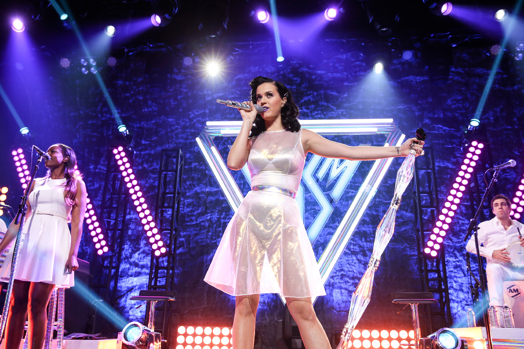 Katy Perry Cues Up 'Prismatic' World Tour - Rolling Stone