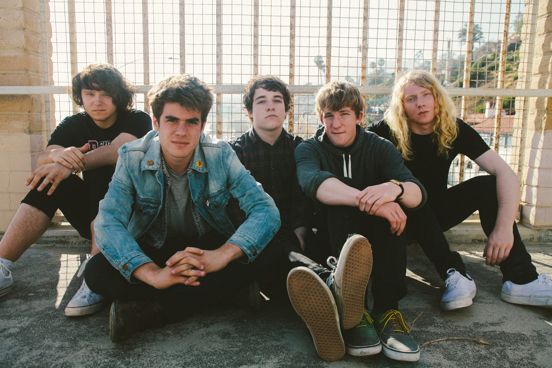 The Orwells Talk Instantly Infamous 'Letterman' Performance