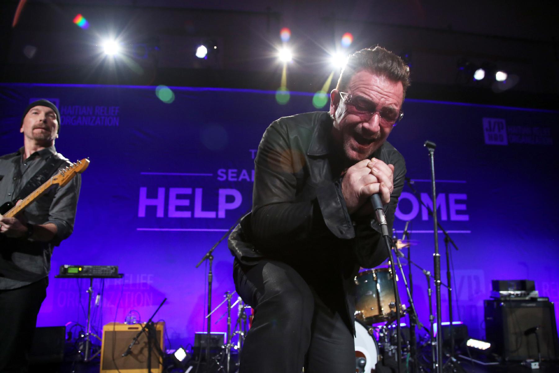 U2 on 'Mandela' Oscar Nomination: 'Beyond Our Wildest Teenage Dreams'