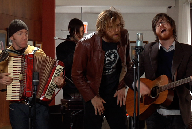 Rolling Stone Live: Okkervil River Perform New and Rare Tunes