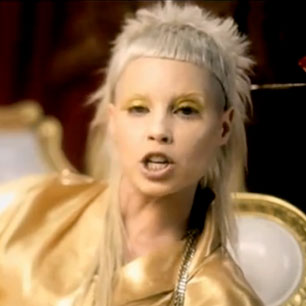 South African Rappers Die Antwoord S Bizarre Disturbing Rich Bitch Rolling Stone