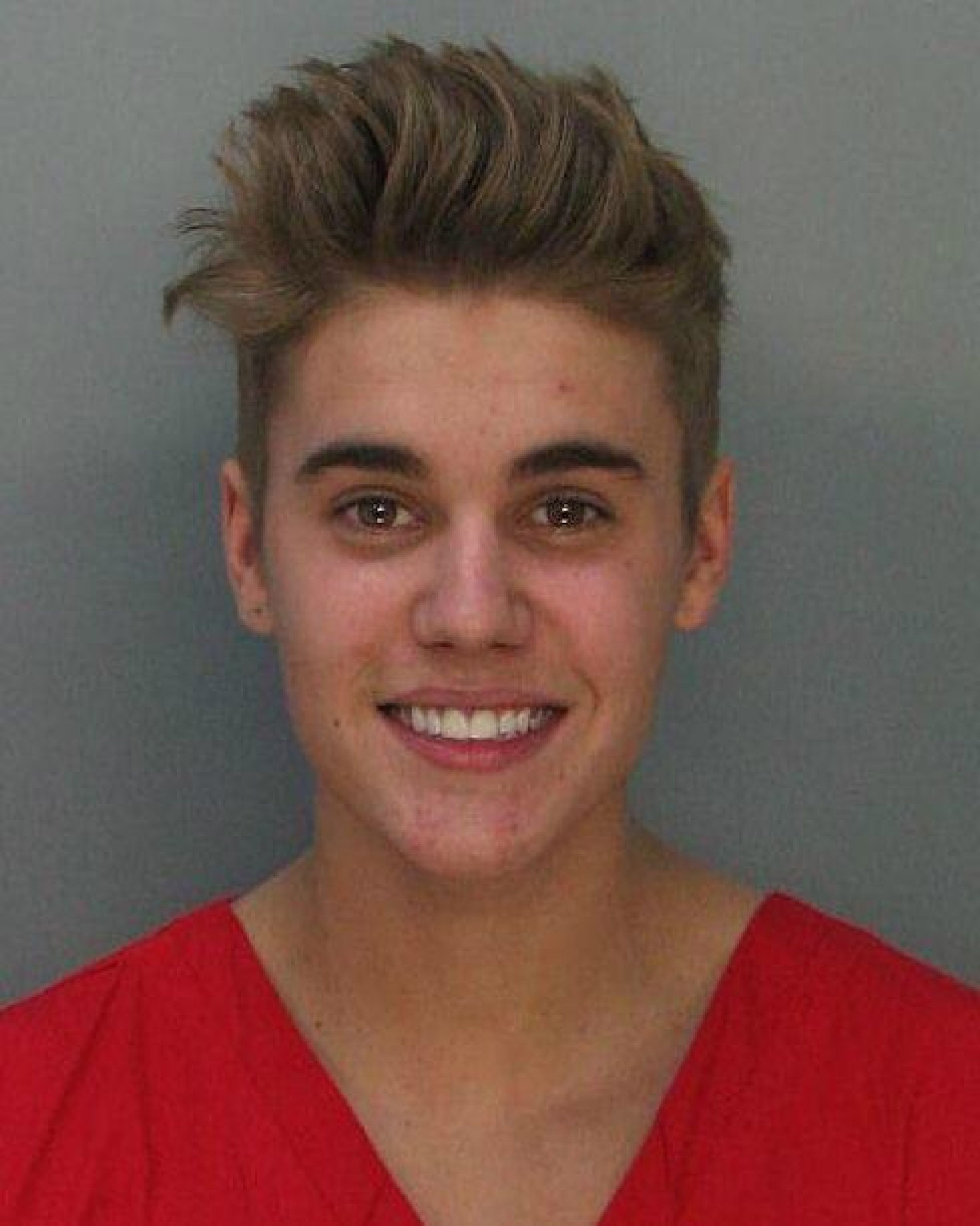 Justin Bieber's Arrest Report: 'I Ain't Got No F—ing Weapons!'