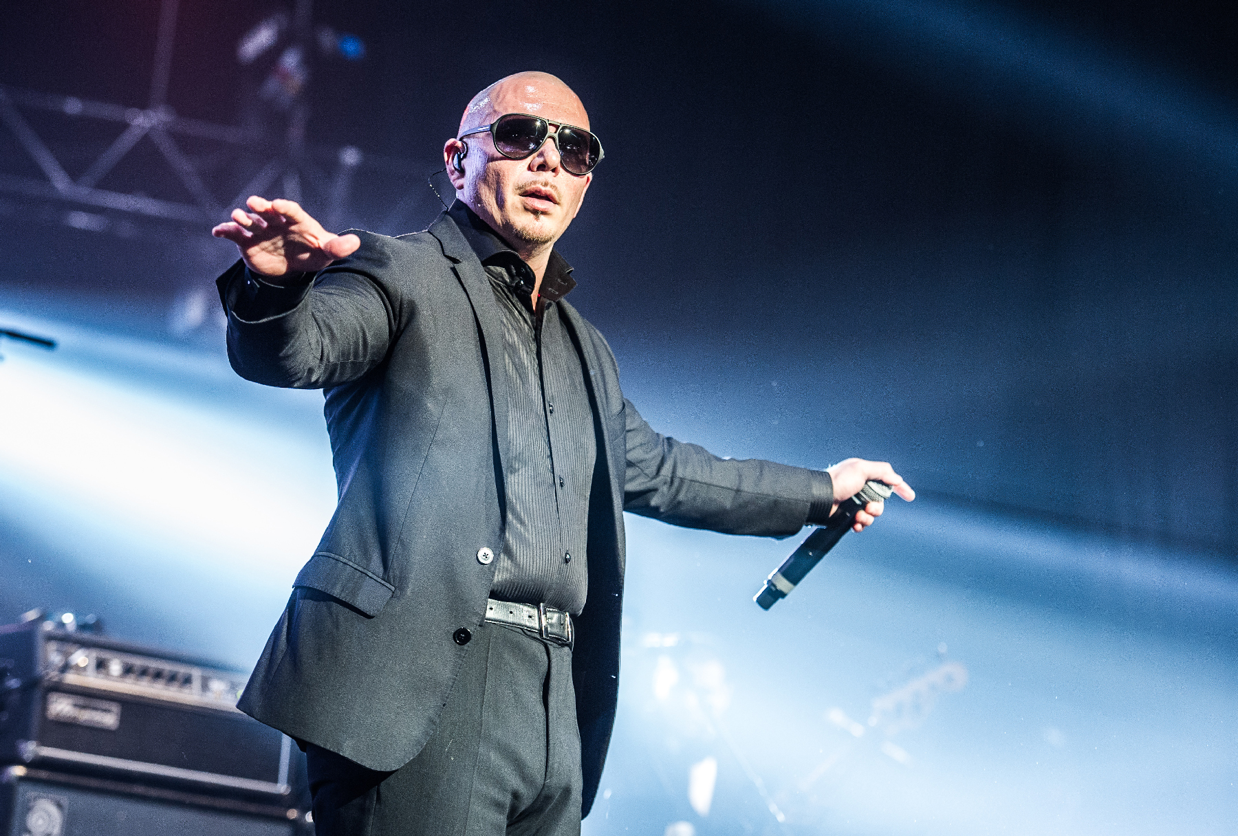 Pitbull's 'We Are One (Ole Ola)' Selected as Official World Cup Song