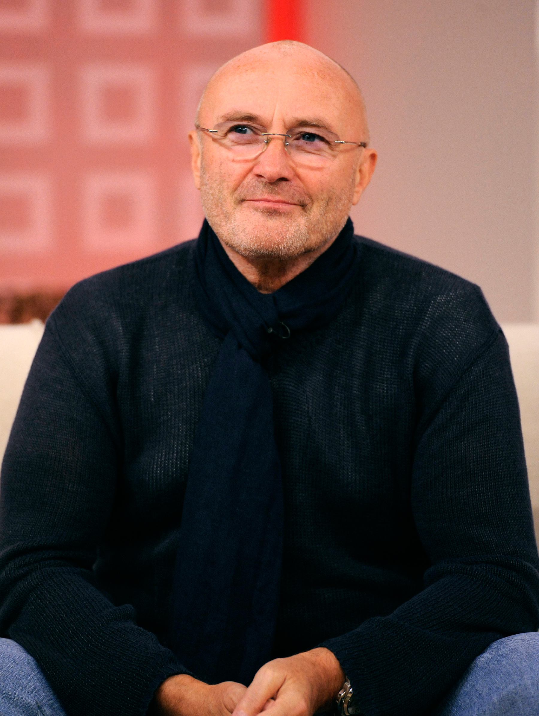 Phil Collins: 'I've Just Started to Work With Adele'