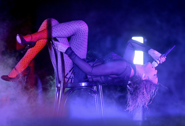 Beyonce and Jay Z Open Grammys With Steamy 'Drunk in Love' Performance
