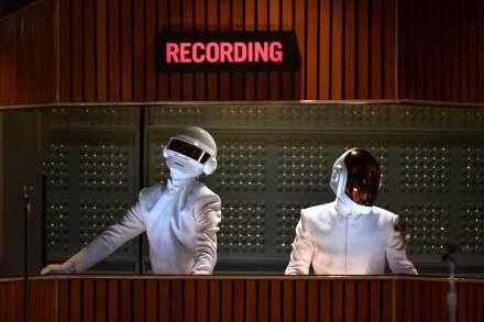 Daft Punk and Stevie Wonder Lead Funky Disco Smash-Up at