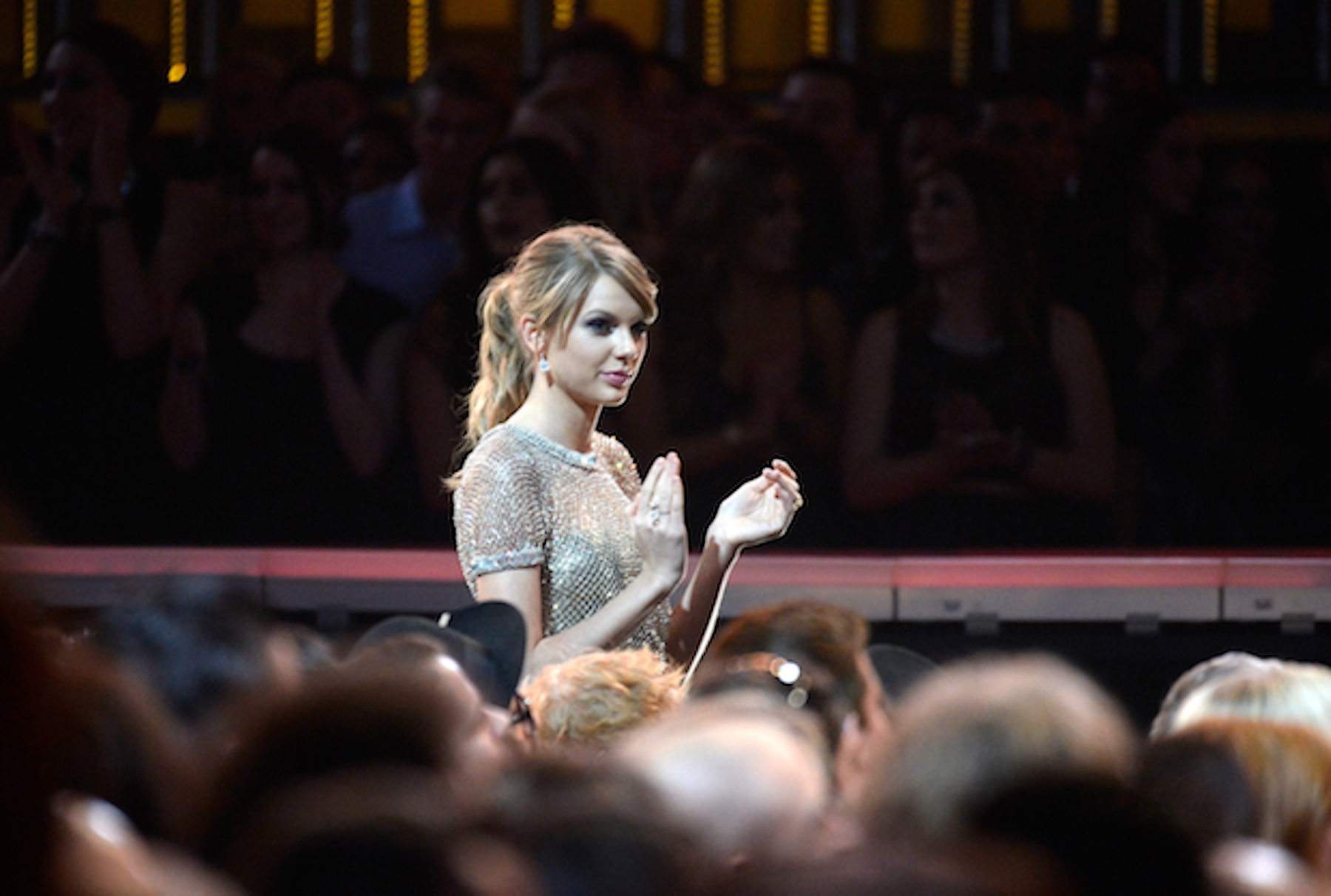 8 Grammys 2014 Moments You Couldn't See on TV