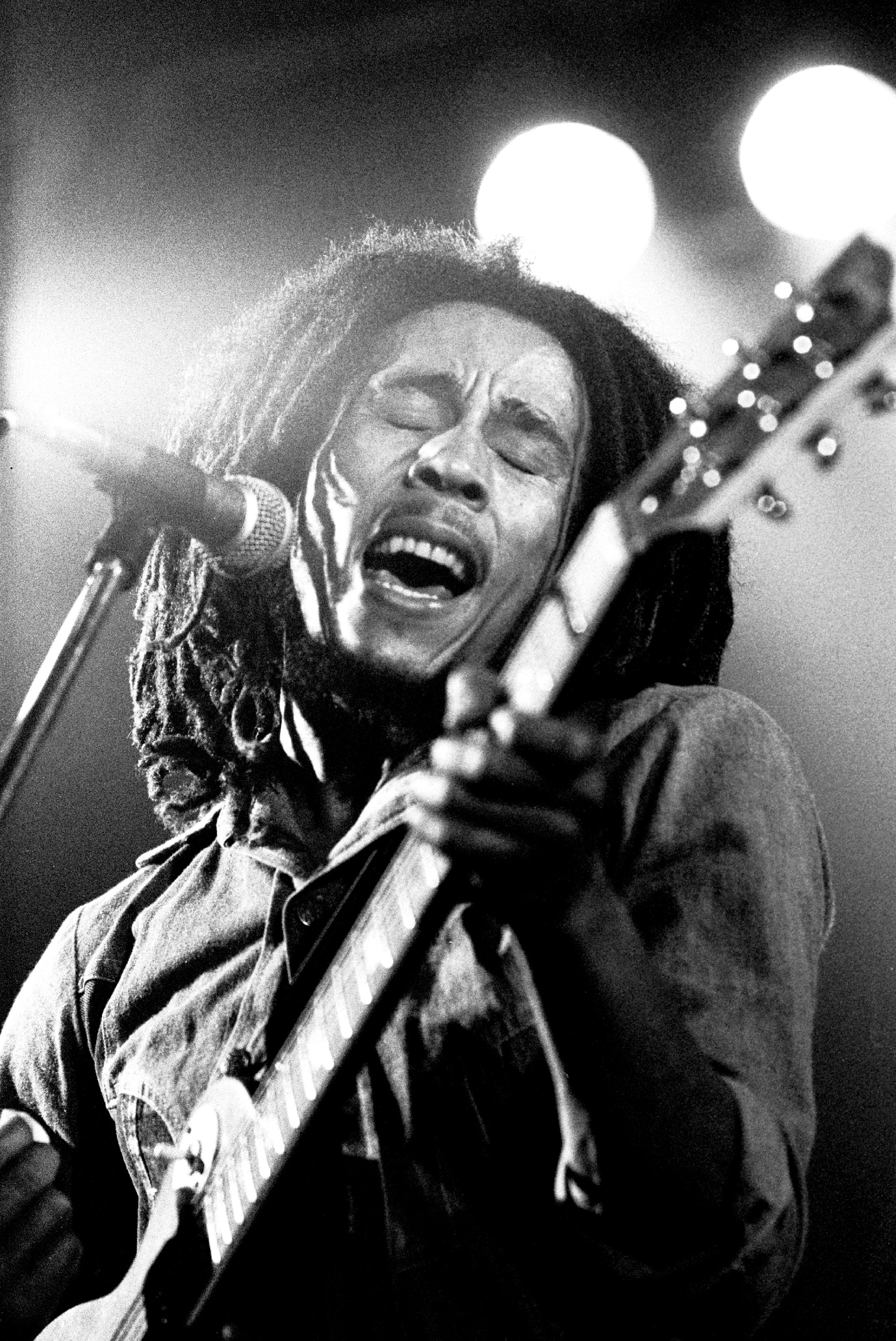 Bob Marley Musical Opening Off-Broadway