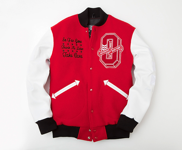 Drake S O V O X Roots Take Care Jacket Made From Virgin Wool