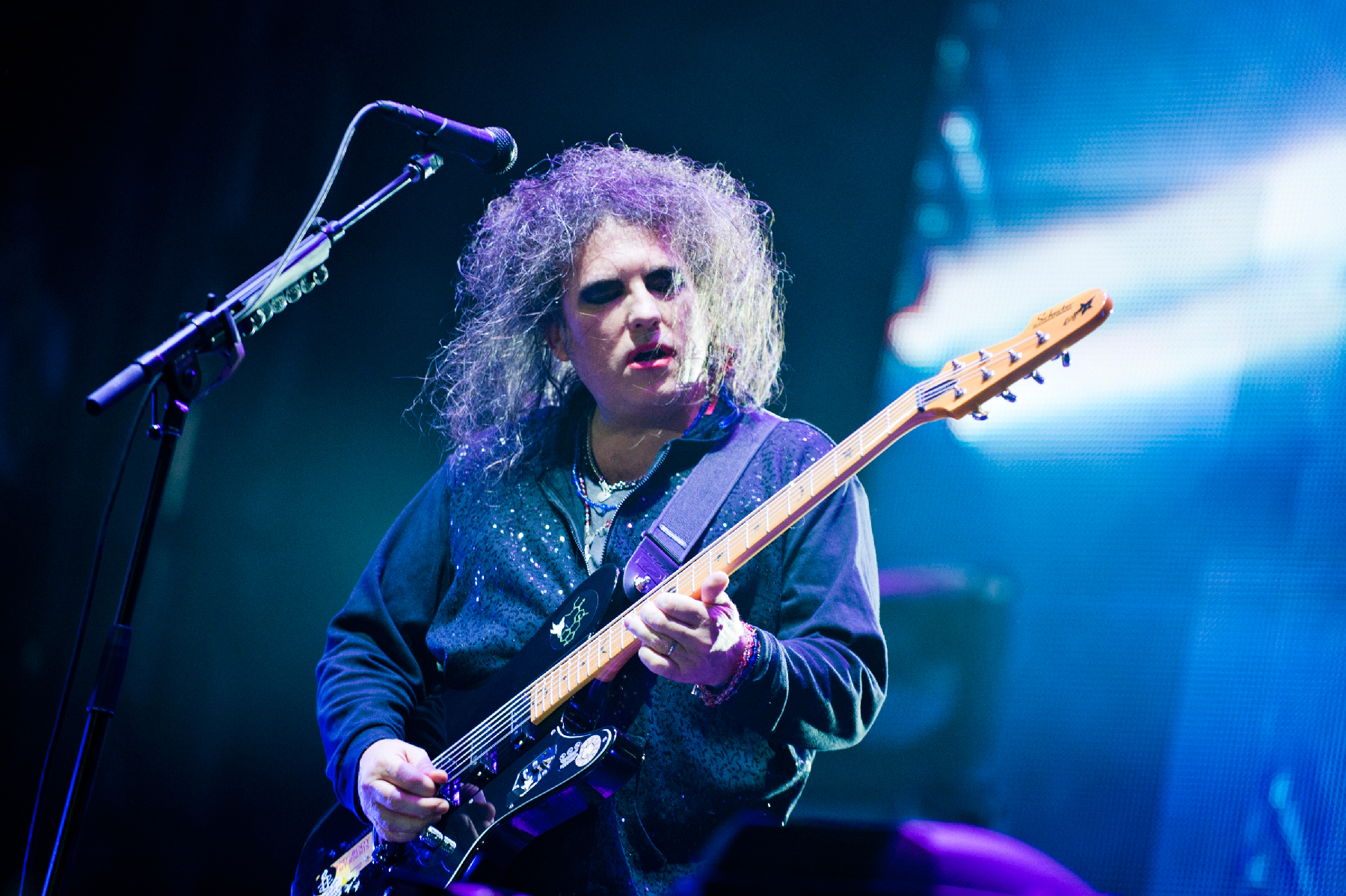 The Cure Will Release a New LP, Tentatively Titled '4:14 Scream,' Soon