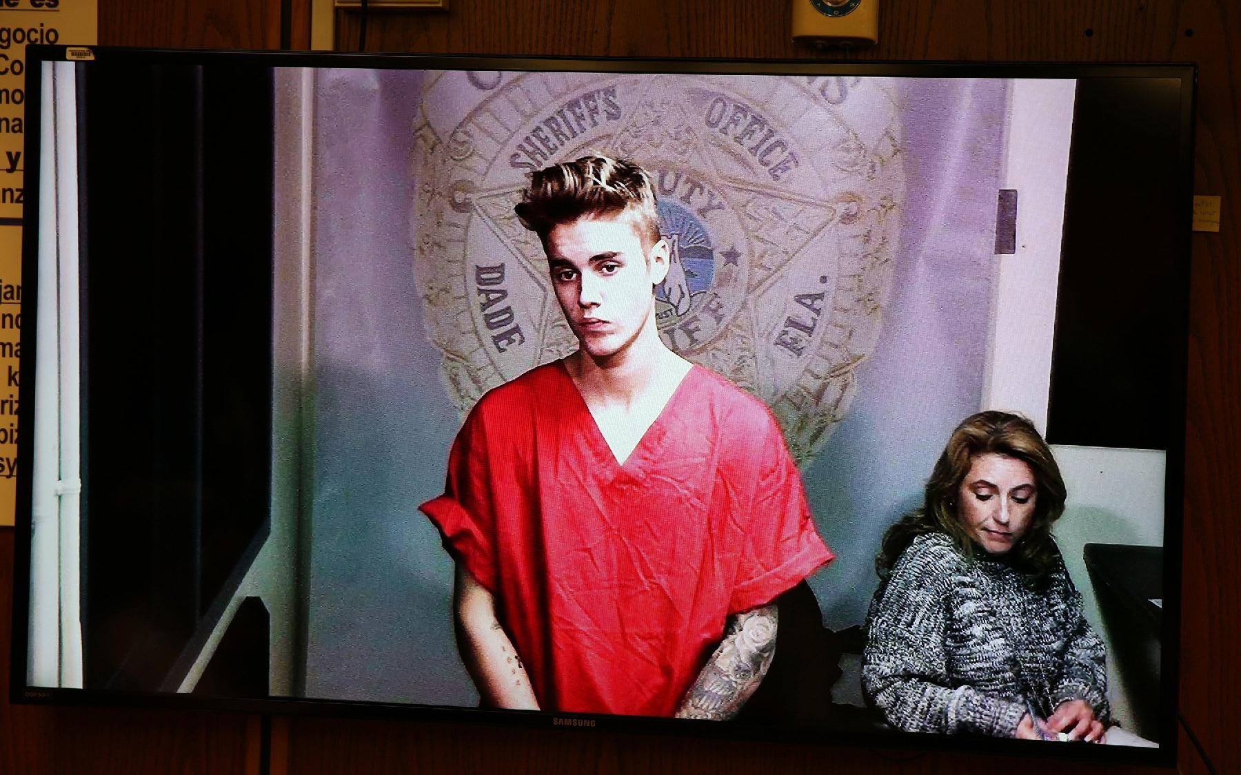 Justin Bieber's Bodyguard Drops Assault Lawsuit