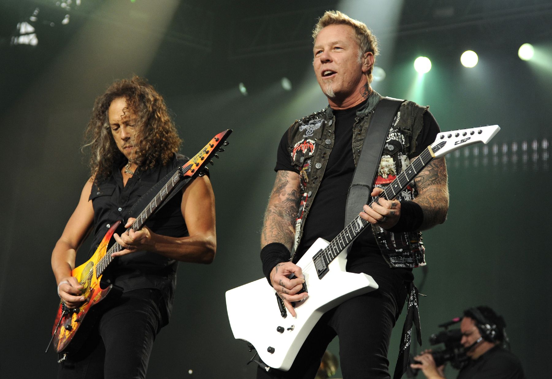 Lars Ulrich on Metallica's Next Album: 'We're One Day Closer'