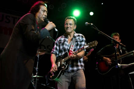 Bruce Springsteen Makes Surprise Appearance at Austin Music