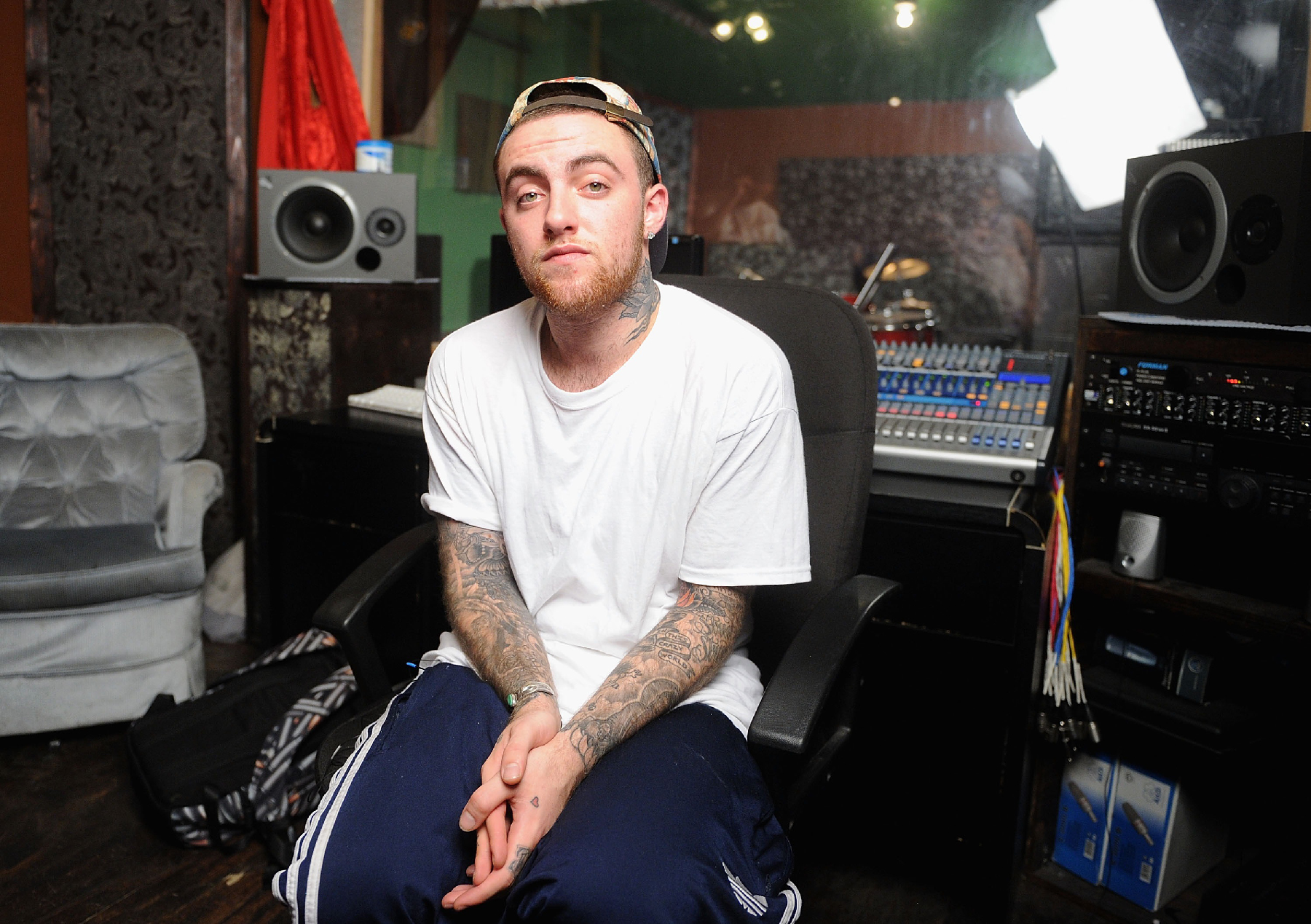 Mac Miller Says Bright Eyes Cover Was 'Middle School Depression Song'