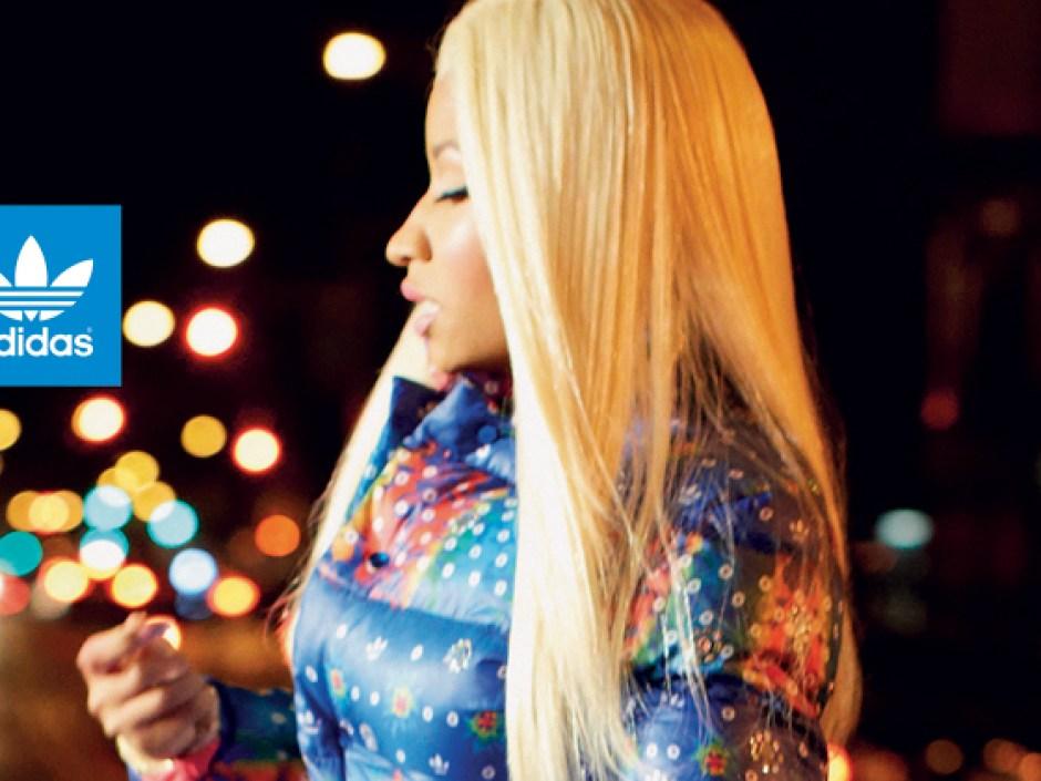 Nicki Minaj on New Clothing Line: 'Lil Wayne Will Be Asking