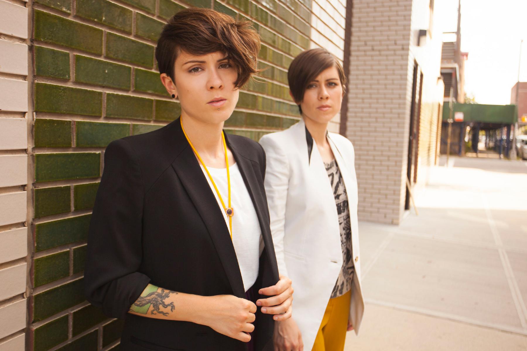 Hear Tegan and Sara's Valentine's Day Playlist