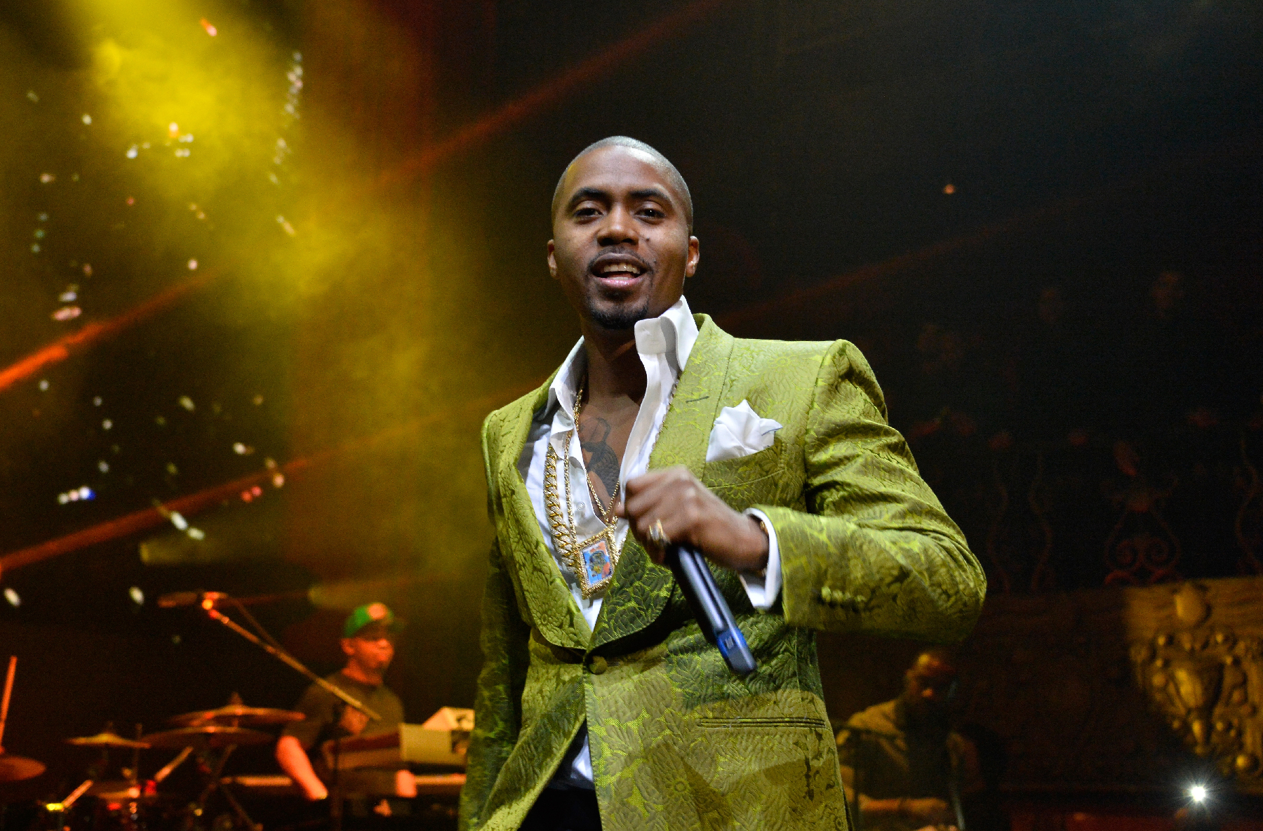Nas Vows Autobiographical Series 'Street Dreams' Is Fully 'Authentic'