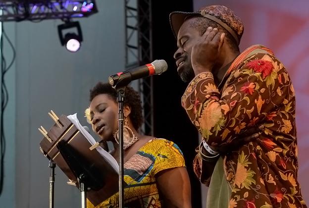 Afrobeat, Hip-Hop and Kronos Quartet: 'Red Hot + Fela' Debuts at Lincoln Center