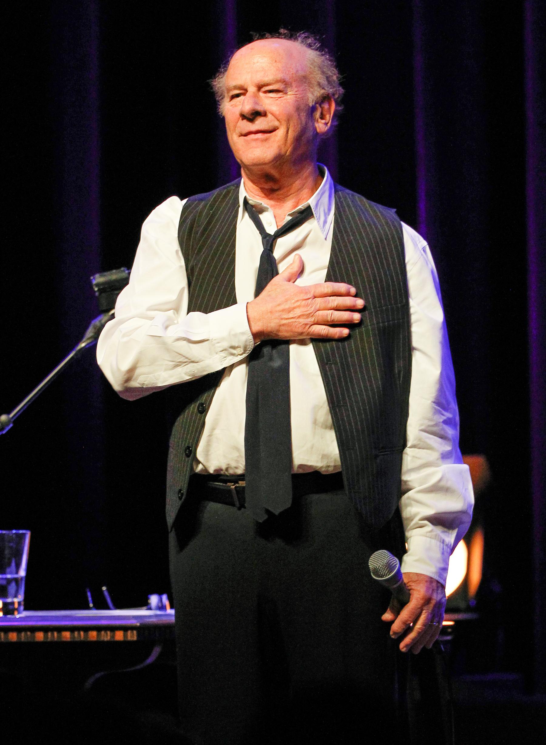 Art Garfunkel Is Ecstatic: 'My Voice Is 96 Percent Back'