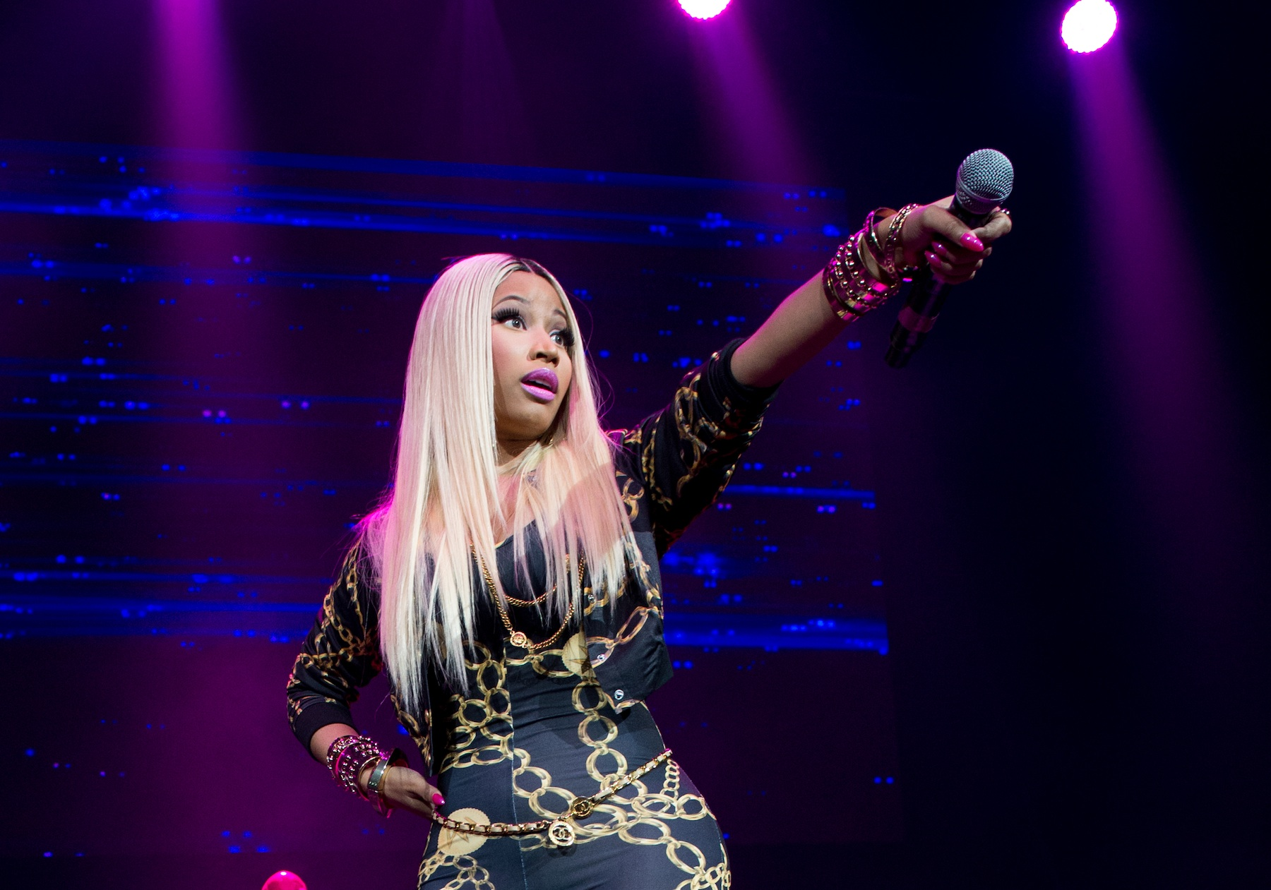 Nicki Minaj Apologizes for Using Malcolm X Photo in Single Artwork