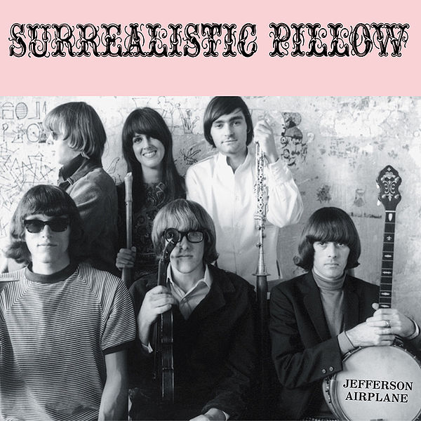 Surrealistic Pillow Rolling Stone