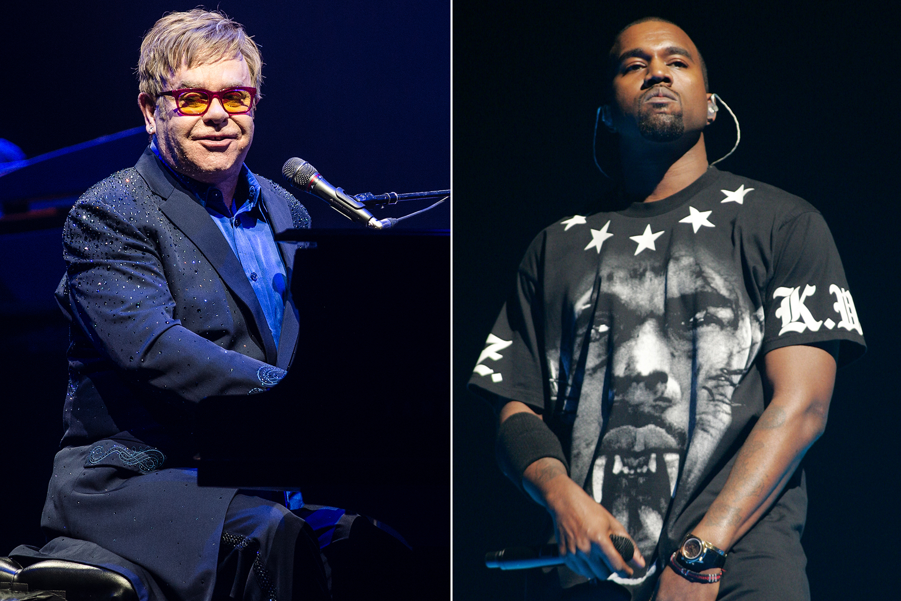 Bonnaroo 2014: Elton John, Kanye West, Jack White Set to Headline