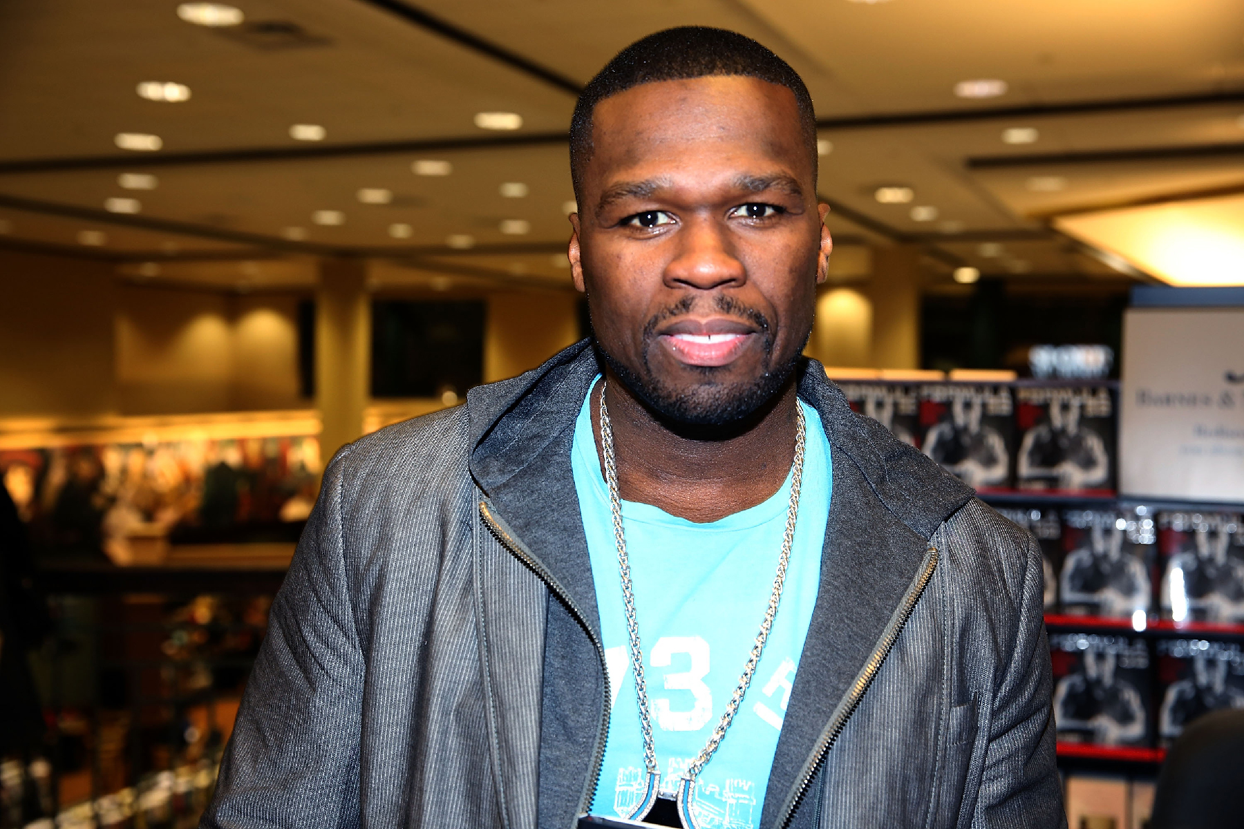 50 Cent Leaves Interscope Records to Release New Album on Indie Label