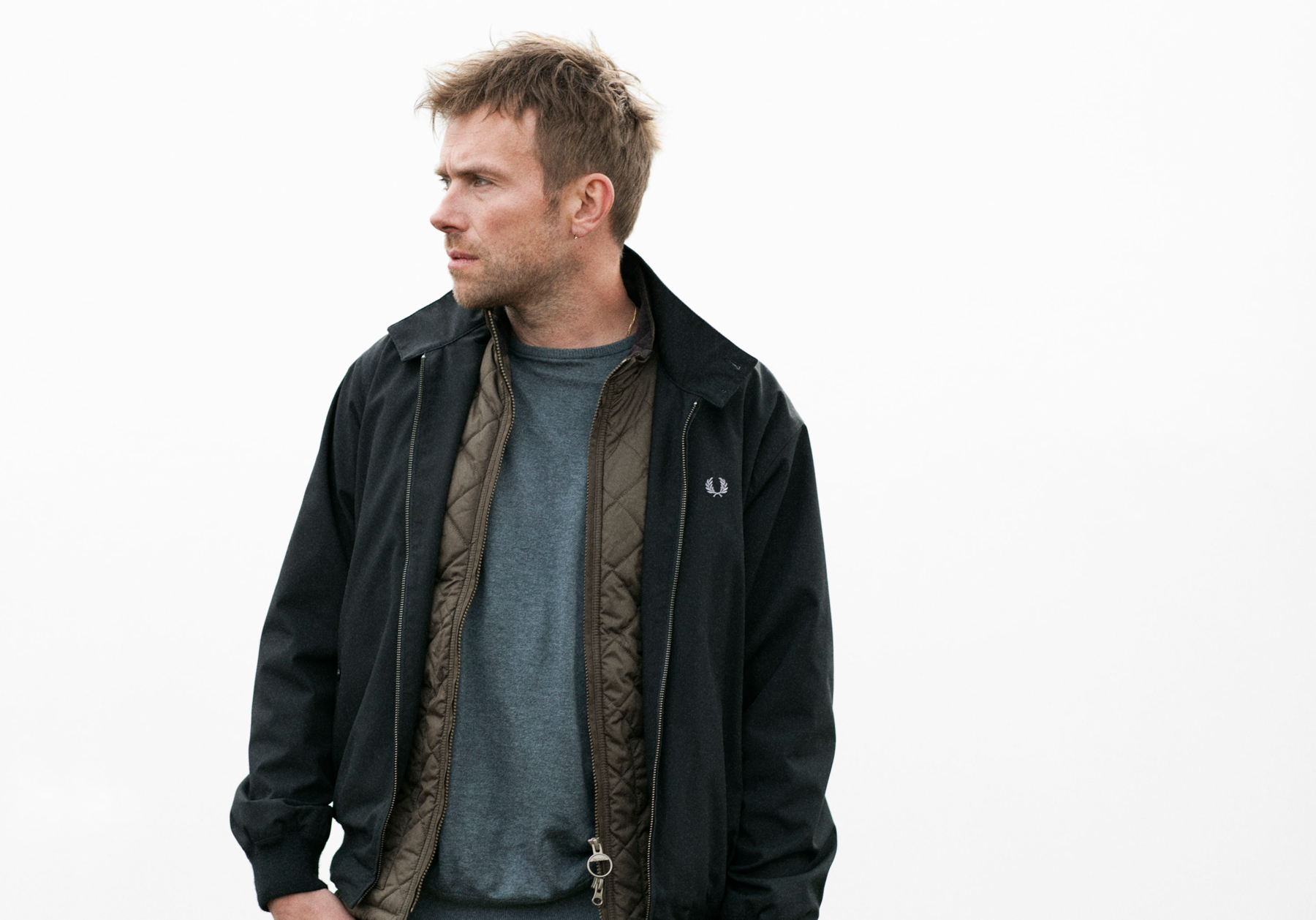 Damon Albarn Explains Waiting 25 Years to Go Solo