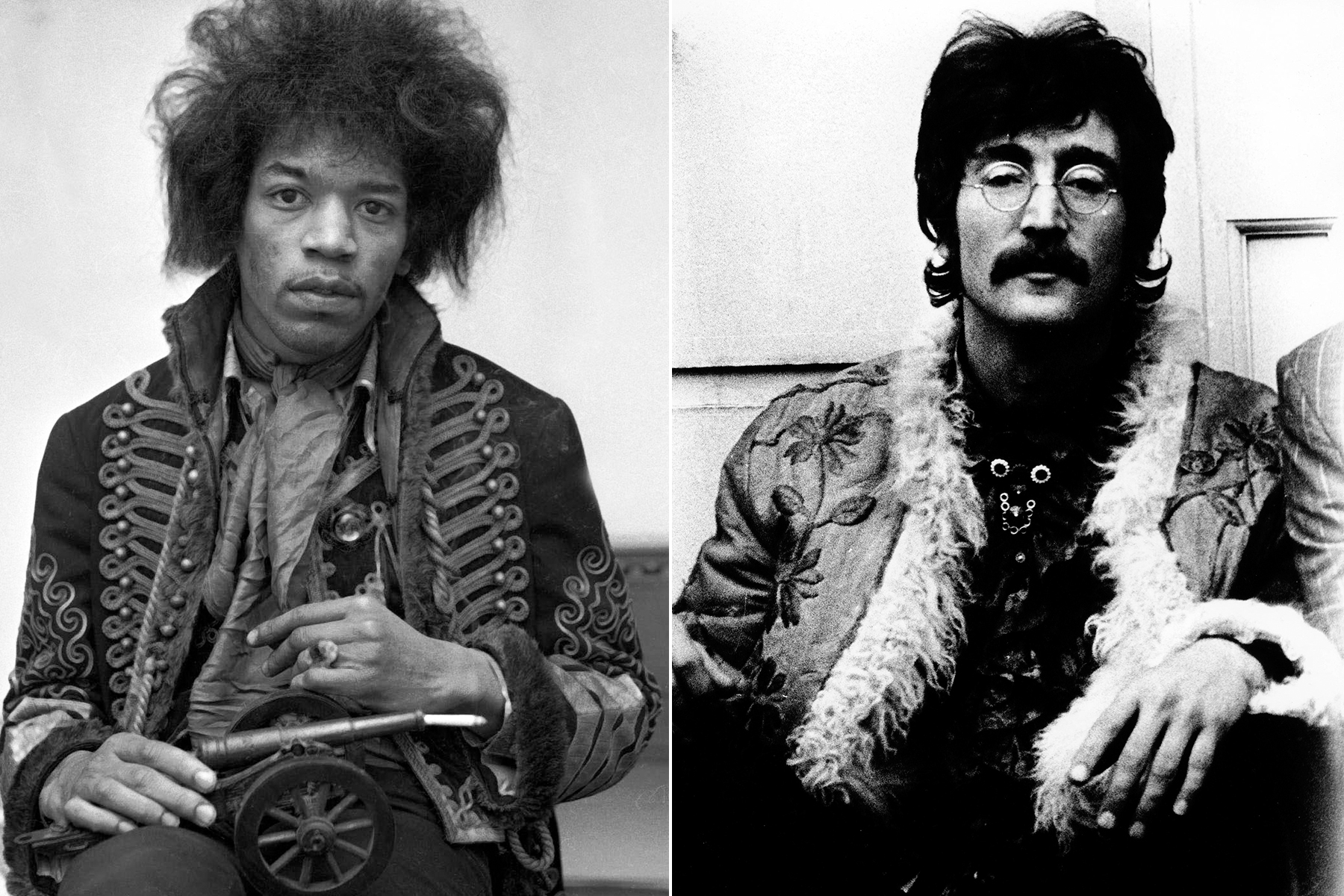 Jimi Hendrix, John Lennon, Jim Morrison to Appear on Postage Stamps