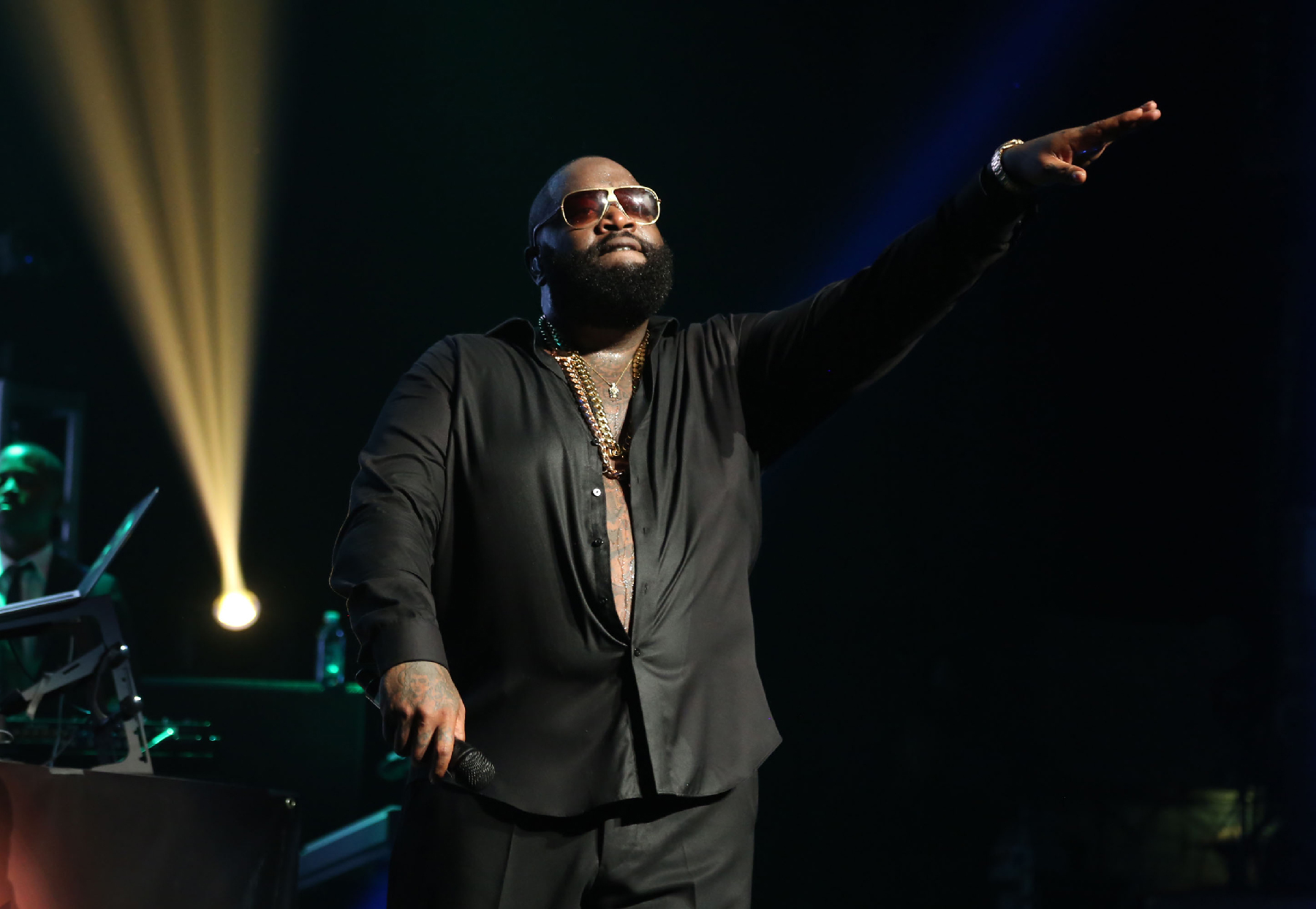 Rick Ross Defends Controversial Trayvon Martin Lyric