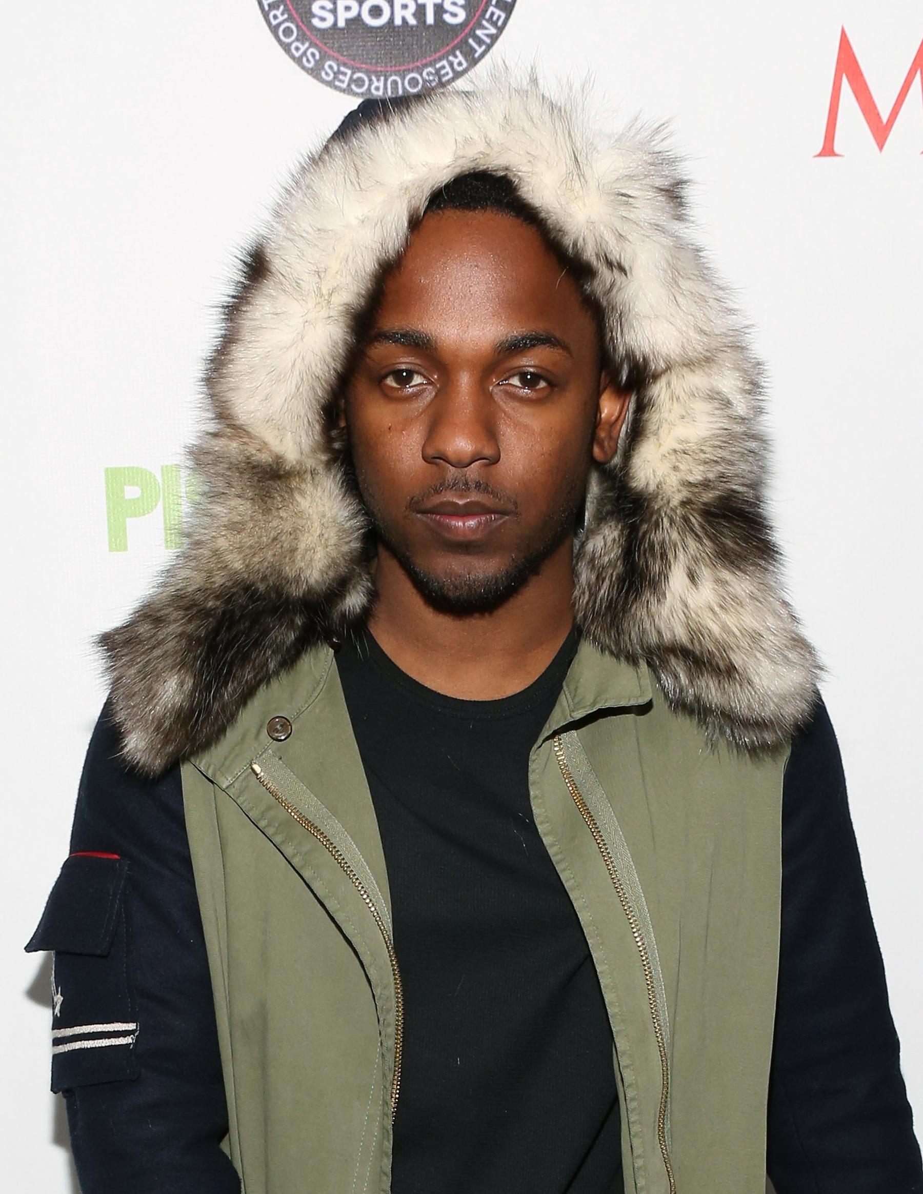 Kendrick Lamar Praises Macklemore's Apologetic Grammy Text