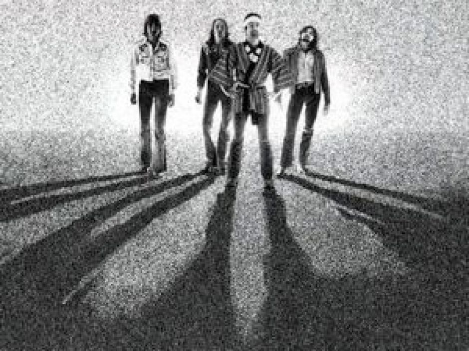 Burnin' Sky – Rolling Stone